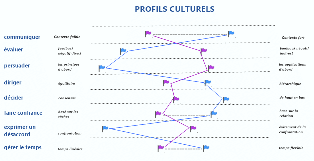 Profils culturels France-Royaume Uni