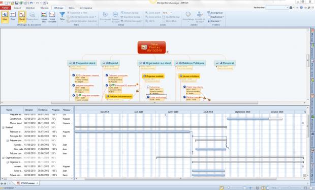 Mindjet mindmanager 9 logiciel de mind mapping pour organiser ides vous ccuart Gallery
